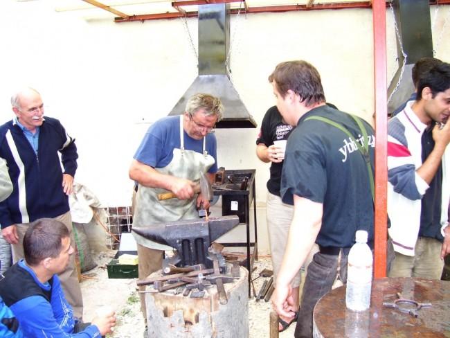 Csiszár kovácsműhely, Zalaszentgrót