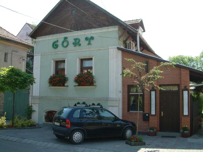 Gőry Pince Étterem                                                                                                                                    , Szeged