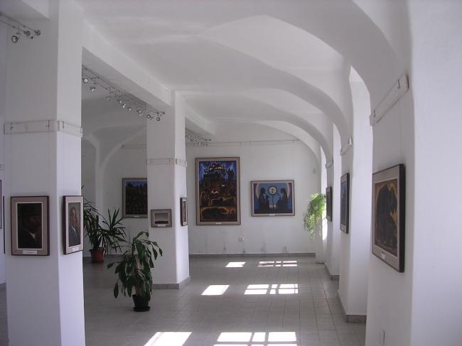 Mözsi Szabó István Festőművész Állandó Kiállítása                                                                                                     , Tolna