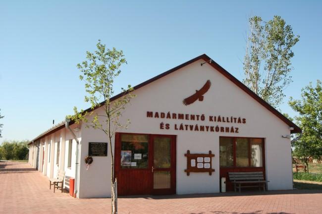 Madárkórház Alapítvány, Hortobágy
