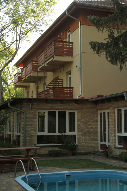 Villa Dorottya Hotel, Balatonföldvár