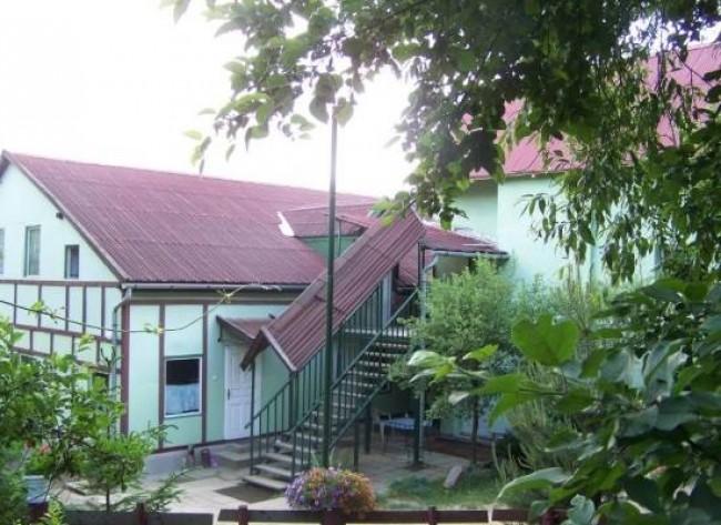 Zöldövezet Vendégház és Gyerektábor, Parád