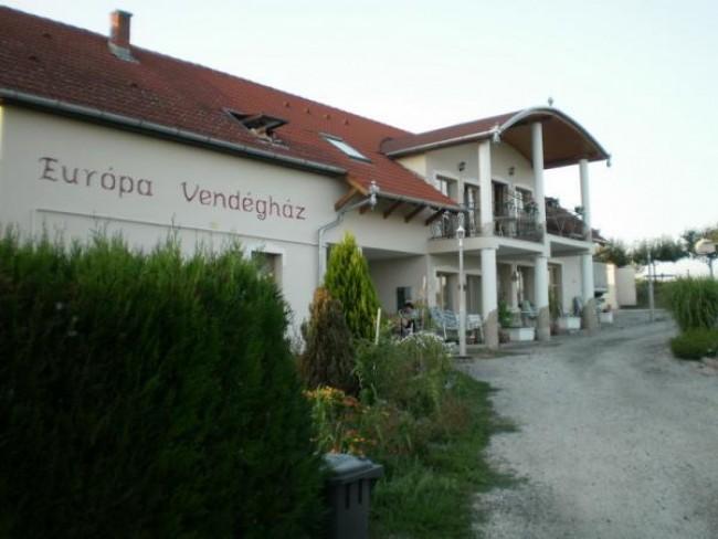 Európa Vendégház, Zalaegerszeg