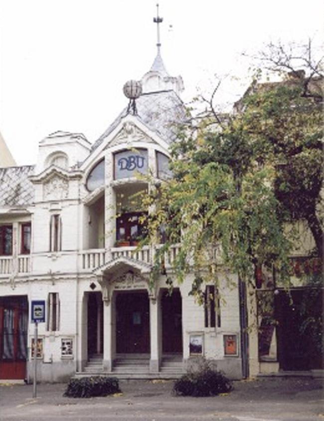 Magyarországi Német Színház                                                                                                                           , Szekszárd