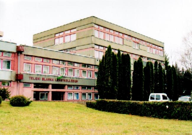Városi Középiskolai Kollégium - Teleki Blanka Tagkollégiuma, Zalaegerszeg
