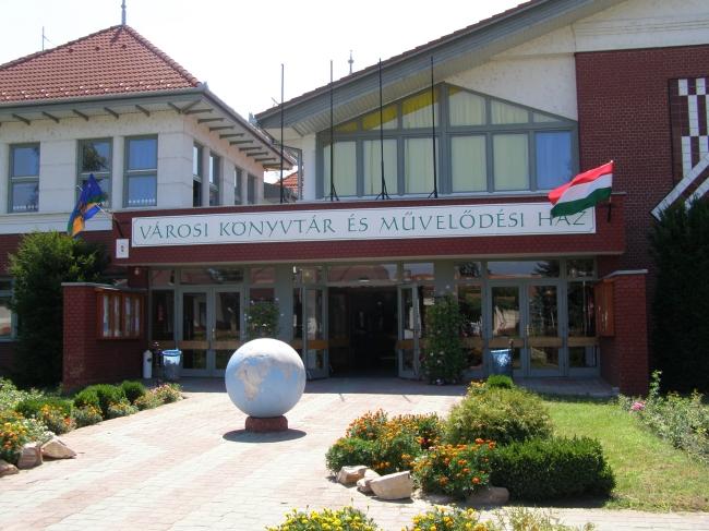 Városi Könyvtár<br/>és Művelődési Ház<br/>Helytörténeti Múzeum                                                                                        , Kecel