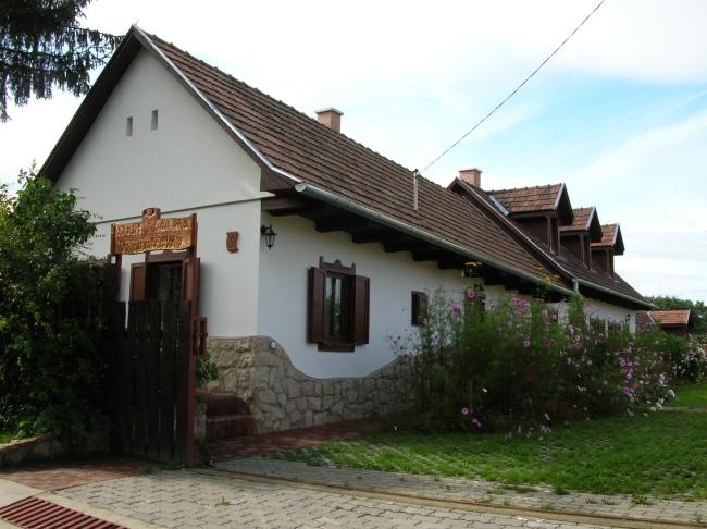 Aranyalma Vendégház, Horpács
