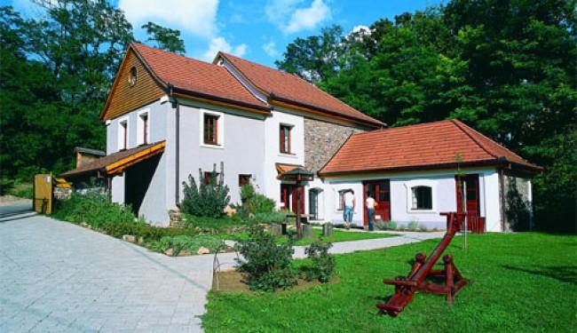 Kotsy-vízimalom<br/>(Balaton-felvidéki Nemzeti Park Igazgatóság), Zalaszántó