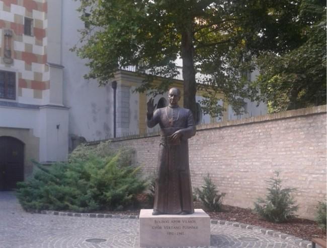 Apor Vilmos Emlékkiállítás, Győr