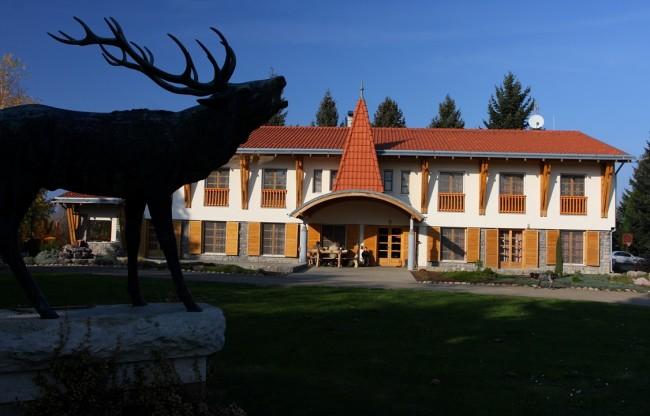 Nagymáté Vendégház, Tormás