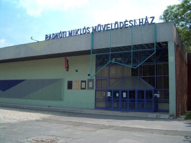 Radnóti Miklós Művelődési Ház, BUDAPEST (XXI. kerület)