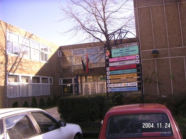Nagy Imre Általános Művelődési Központ Közművelődés - Könyvtár Intézményegység, BUDAPEST (XXI. kerület)