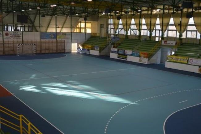 Marosi István Városi Sportcsarnok, Ózd
