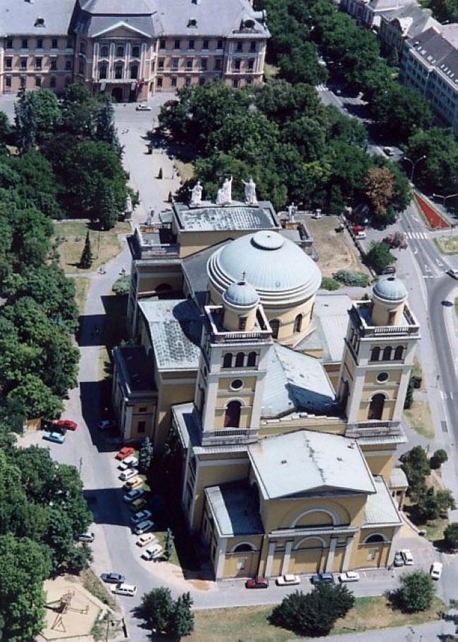 Bazilika,Érseki Főszékesegyház, Eger
