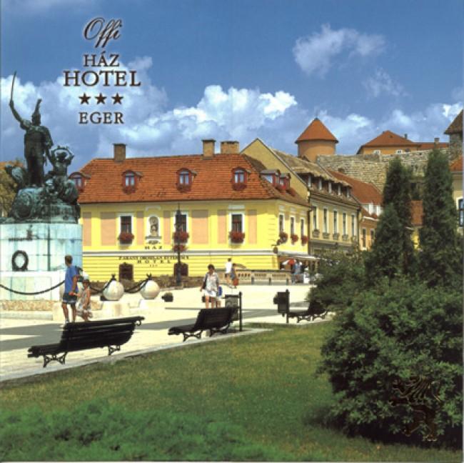 OFFI HÁZ HOTEL*** ÉS ARANY OROSZLÁN ÉTTEREM, Eger