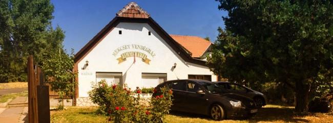 Mekcsey Vendégház, Eger