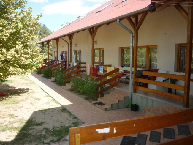Ceglédfürdői Diáktábor, Cegléd