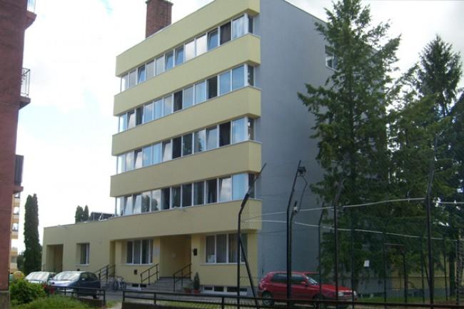 Pannon Egyetem Kollégiuma, Nagykanizsa