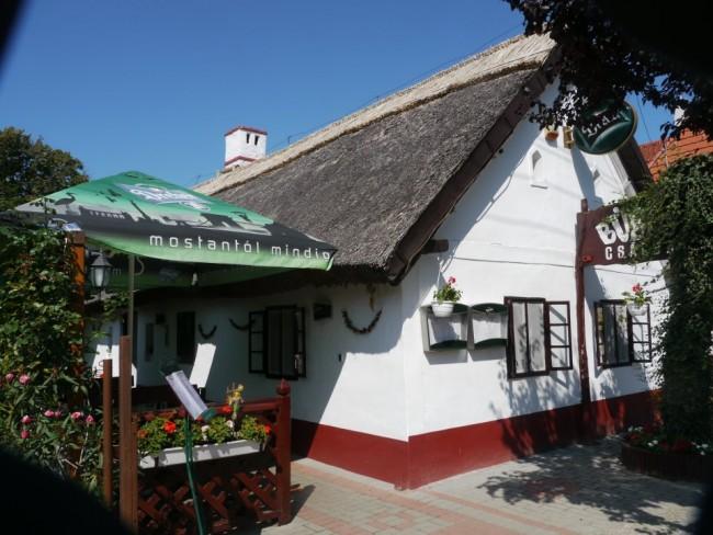 Búbos Csárda, Balatonberény