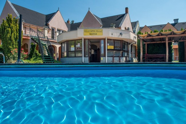 Relax Hotel Hévíznél, Cserszegtomaj