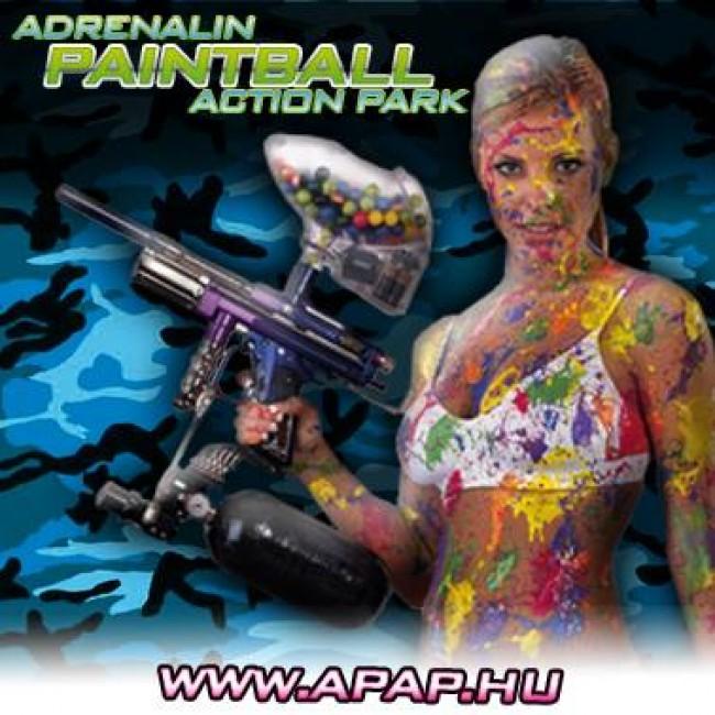 Adrenalin Paintball Action Park Siófok, Siófok