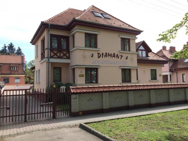 Diamant Apartmanházak, Eger