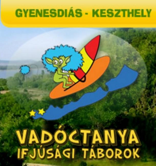 Vadóctanya Ifjúsági Tábor - Gyenesdiás, Gyenesdiás