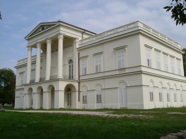Sándor-Metternich-kastély, Bajna