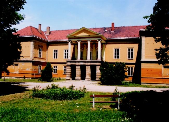 Hochburg-Miske-kastély, Bodajk