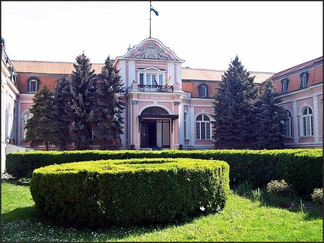 Solymosy-Gyürky-kastély, Komárom (Szőny)