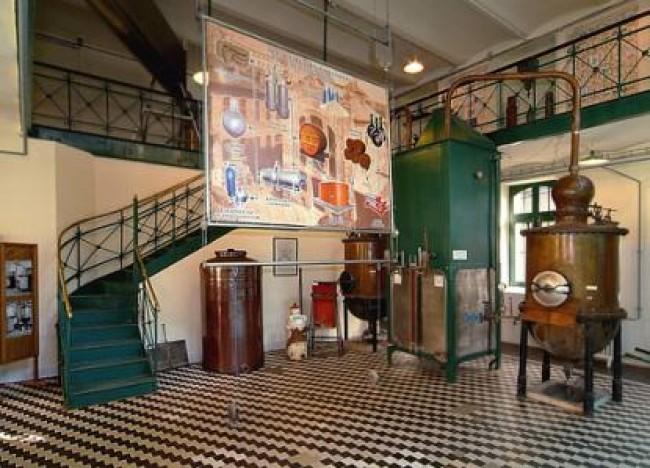 Zwack Unicum Múzeum<br/>és Látogatóközpont, BUDAPEST (IX. kerület)