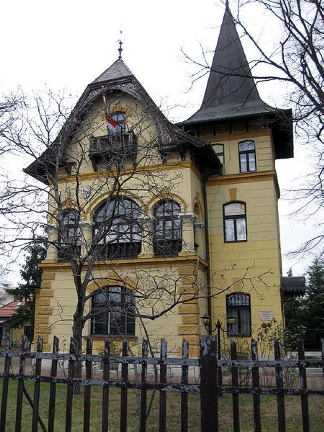 Erdős Renée Ház Kiállítóterem                                                                                                                         , BUDAPEST (XVII. kerület)