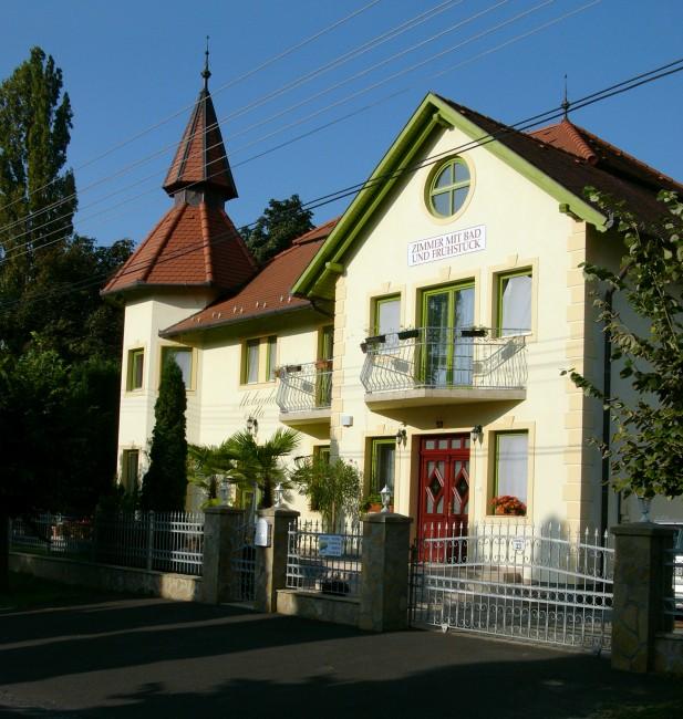 Villa Melinda Panzió, Keszthely