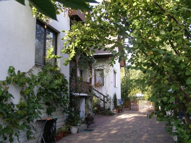 Nádas Apartmanház, Keszthely