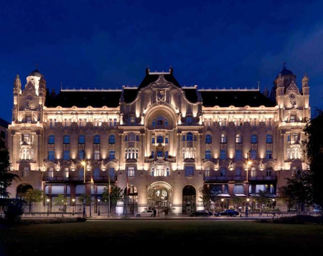 Four Seasons Hotel Gresham Palace Budapest, BUDAPEST (V. kerület)