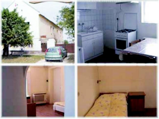 Bakony-Ér Apartmanház                                                                                                                                 , Nagytevel