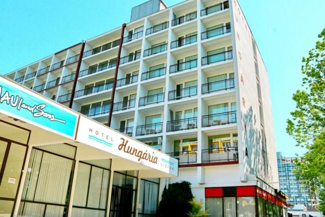 Hotel Hungária és Hotel Európa, Siófok