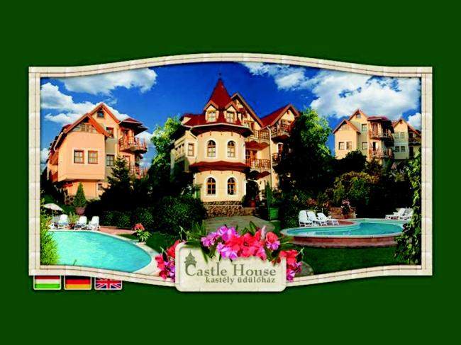 Kastély Üdülőház, Balatonfüred