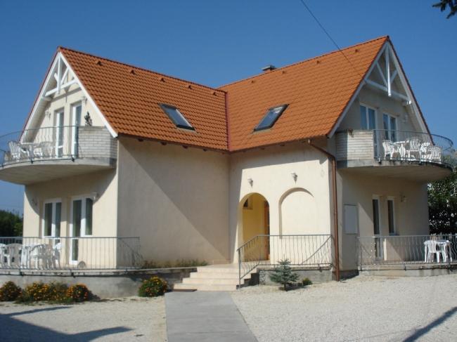 Klassz Apartmanház, Balatonfüred