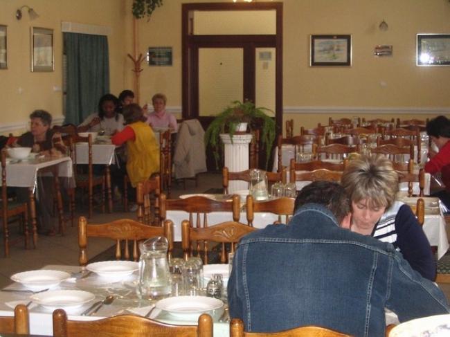 Belvárosi Klub Étterem, Szentes