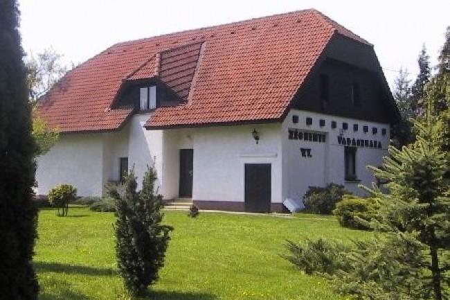 Széchenyi Vadászház, Őriszentpéter
