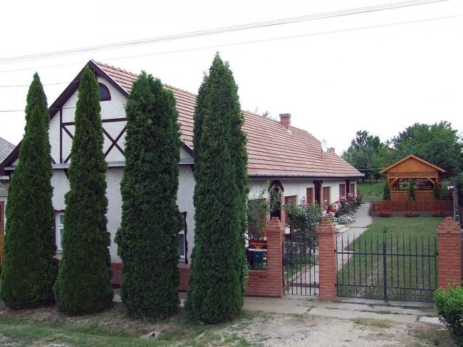 Eszter Vendégház, Tiszafüred