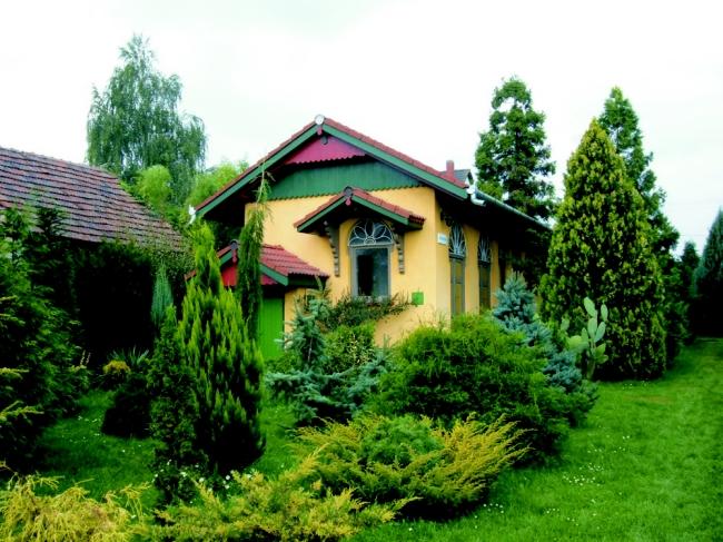 Kadarkúti  Arborétum, Kadarkút