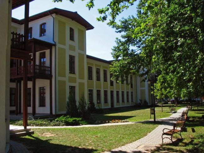 Sió Hotel**, Siófok