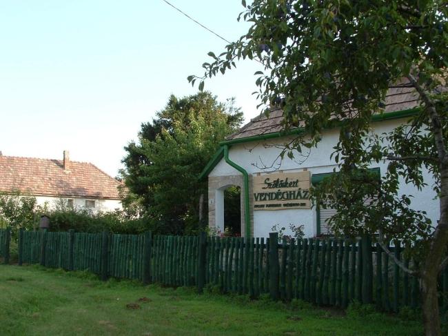 Szőlőskert Vendégház, Vajta