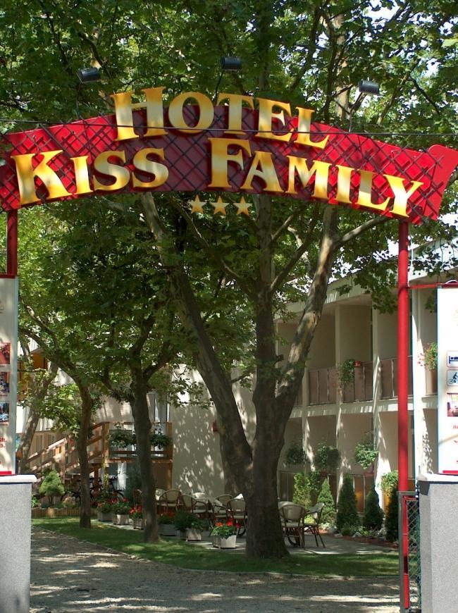 Hotel Kiss Family, Balatonföldvár