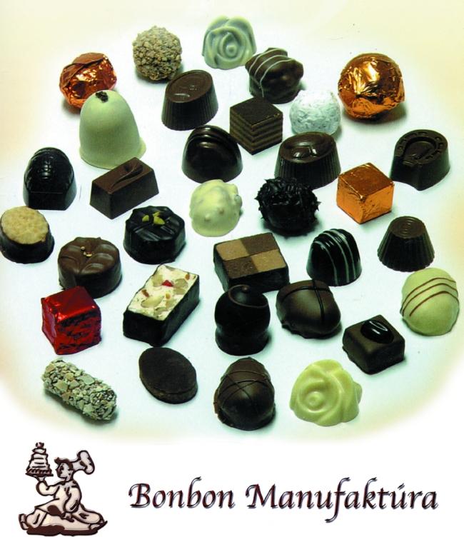 Bonbon Manufaktúra                                                                                                                                    , Gyula
