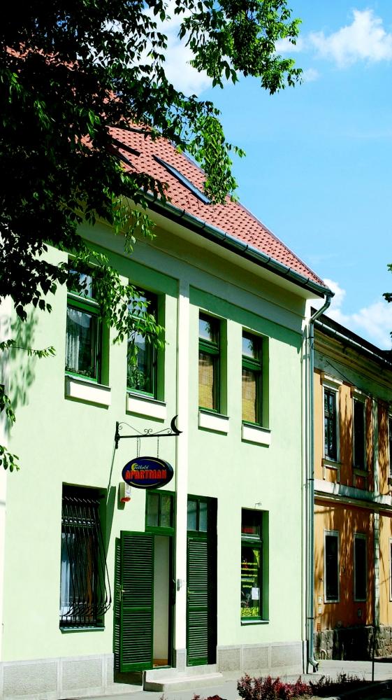 Félhold Apartman                                                                                                                                      , Eger