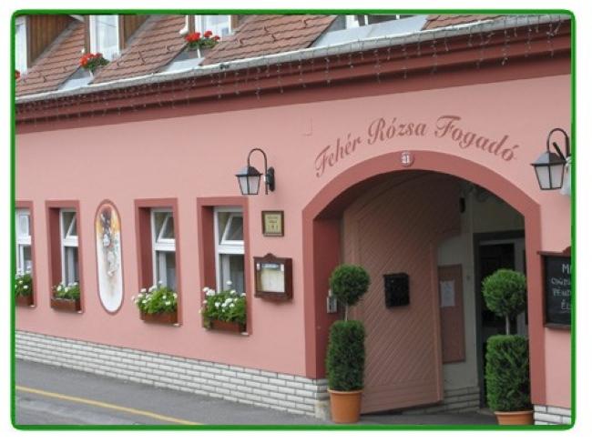 Fehér Rózsa Fogadó, Sopron