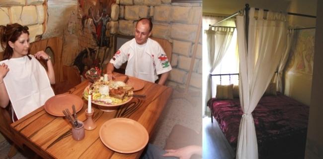 Don Quijote Középkori Panzió - Étterem, Lenti